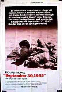 September 30, 1955 1977 poster
