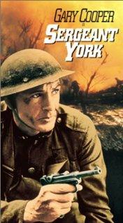 Sergeant York (1941) cover