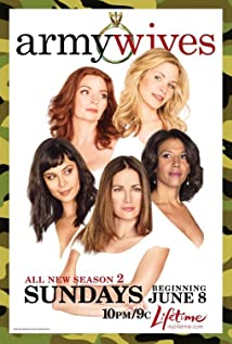 Army Wives 2007 poster