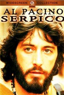 Serpico (1973) cover