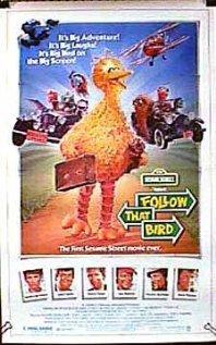 Sesame Street Presents: Follow that Bird (1985) cover