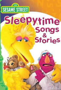 Sesame Street: Bedtime Stories and Songs (1986) cover