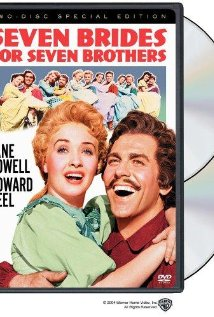 Seven Brides for Seven Brothers (1954) cover