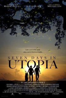 Seven Days in Utopia (2011) cover