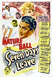 Seven Days' Leave (1942) cover