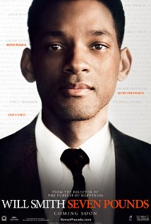Seven Pounds (2008) cover