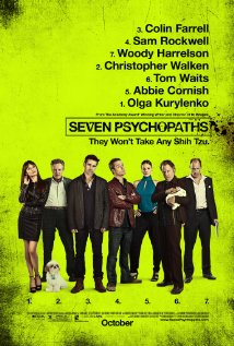 Seven Psychopaths (2012) cover