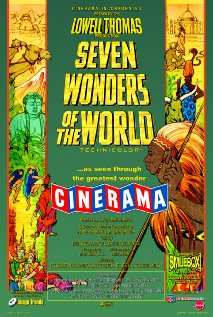 Seven Wonders of the World (1956) cover