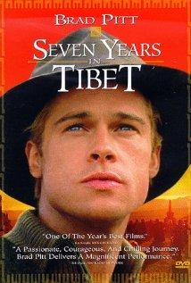 Seven Years in Tibet (1997) cover