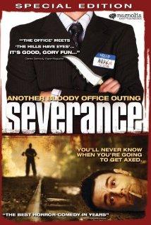 Severance (2006) cover