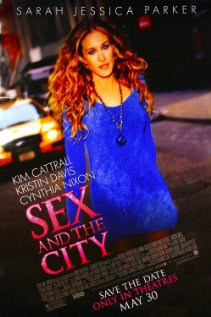 Sex and the City (2008) cover