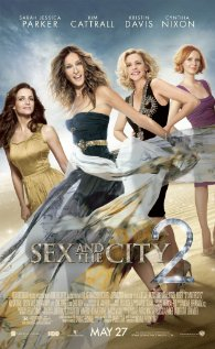 Sex and the City 2 (2010) cover