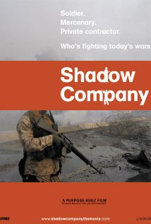 Shadow Company (2006) cover