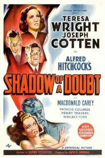 Shadow of a Doubt 1943 poster