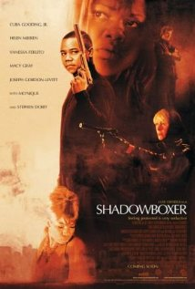 Shadowboxer (2005) cover