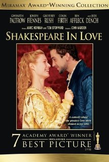 Shakespeare in Love (1998) cover