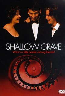 Shallow Grave (1994) cover