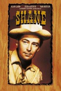 Shane (1953) cover