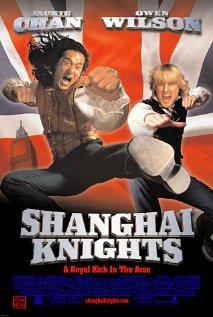Shanghai Knights (2003) cover