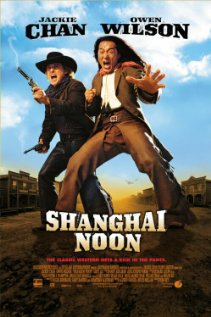 Shanghai Noon (2000) cover