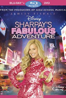 Sharpay's Fabulous Adventure 2011 poster