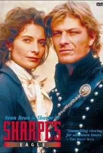 Sharpe's Eagle (1993) cover