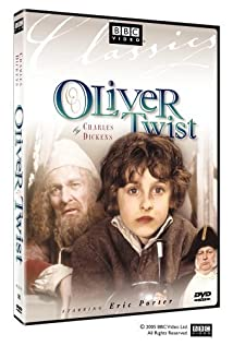 Oliver Twist 1985 poster