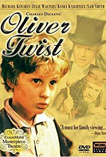 Oliver Twist 1999 poster