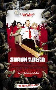 Shaun of the Dead (2004) cover