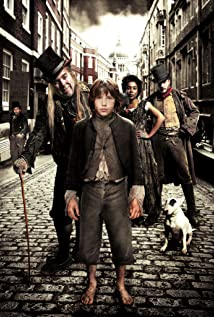 Oliver Twist (2007) cover
