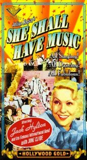 She Shall Have Music (1935) cover