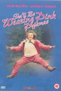 She'll Be Wearing Pink Pyjamas (1985) cover