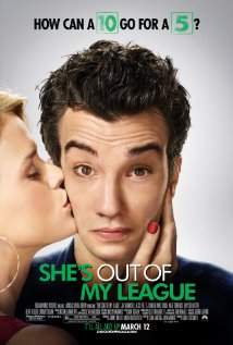 She's Out of My League 2010 poster