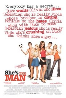 She's the Man (2006) cover