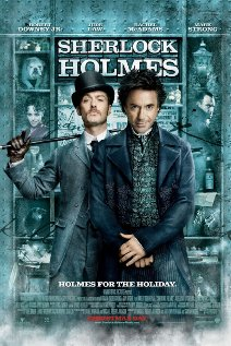Sherlock Holmes (2009) cover