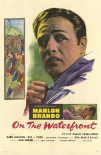 On the Waterfront (1954) cover