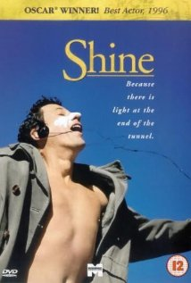 Shine (1996) cover