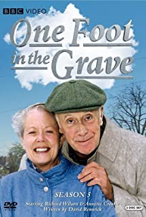 One Foot in the Grave (1990) cover