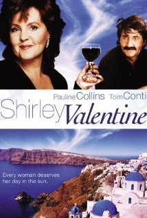 Shirley Valentine (1989) cover