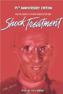 Shock Treatment (1981) cover