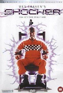 Shocker (1989) cover