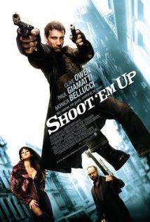 Shoot 'Em Up (2007) cover