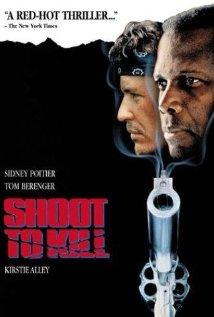 Shoot to Kill 1988 poster