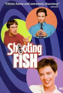 Shooting Fish (1997) cover