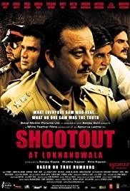 Shootout at Lokhandwala (2007) cover