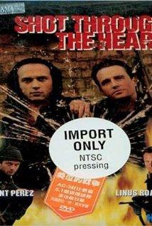 Shot Through the Heart 1998 poster