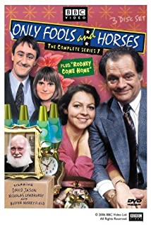 Only Fools and Horses.... (1981) cover