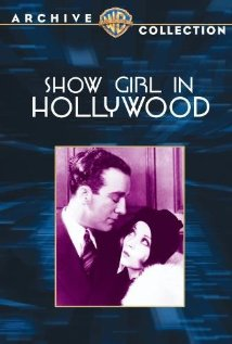 Show Girl in Hollywood (1930) cover
