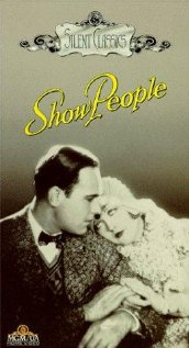 Show People 1928 poster