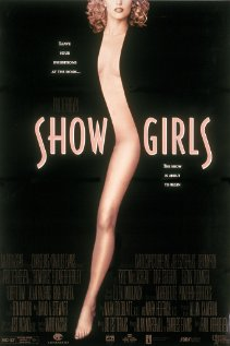Showgirls (1995) cover